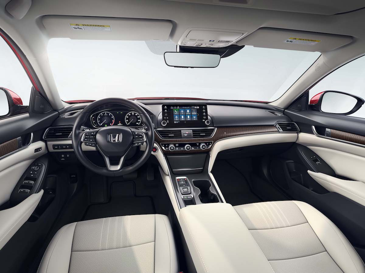 Honda Accord ,reviewed by eZhire