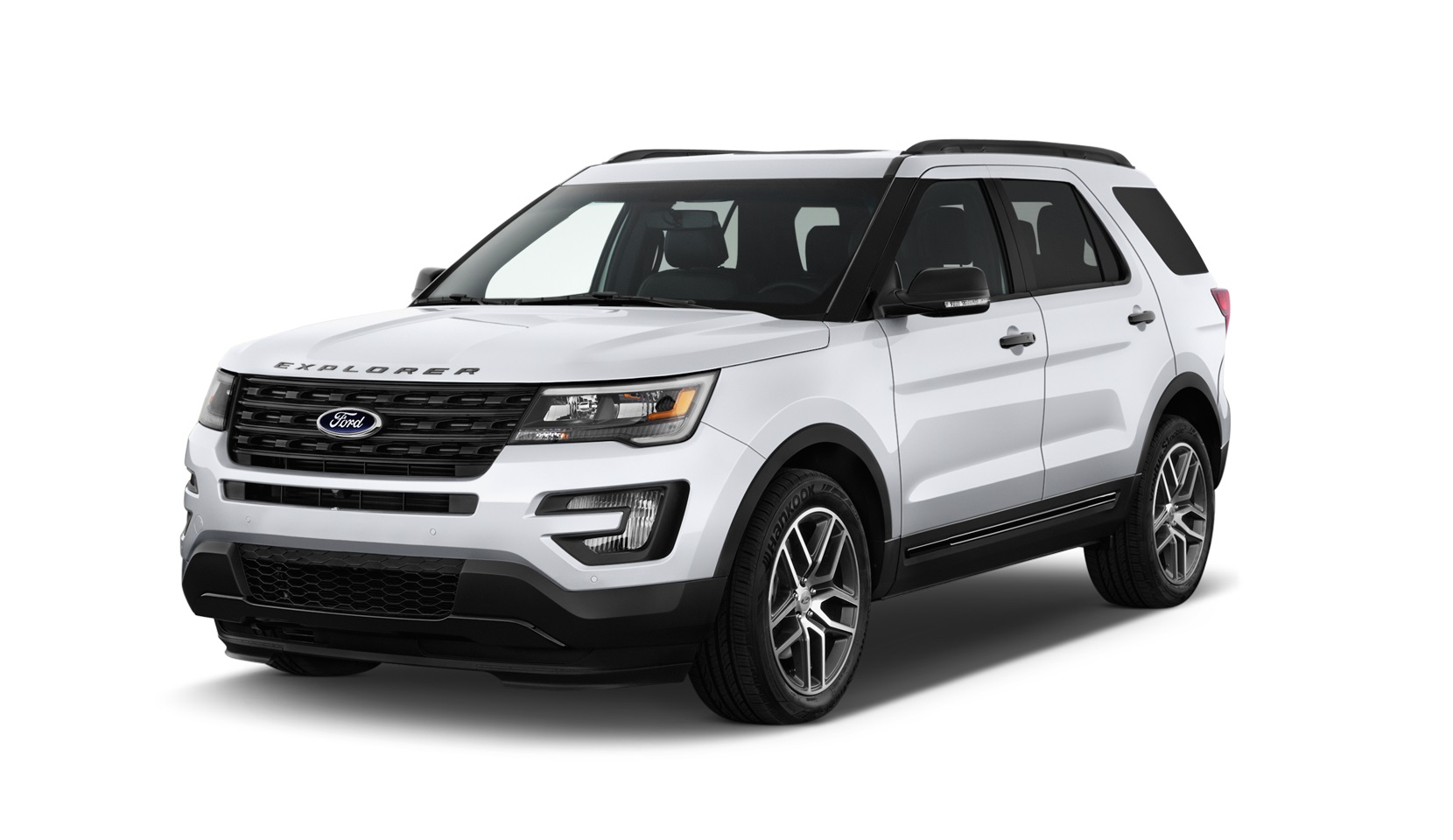 Ford Explorer Reviewed by eZhire