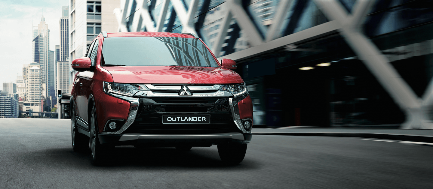 Mitsubishi outlander Reviewed by eZhire