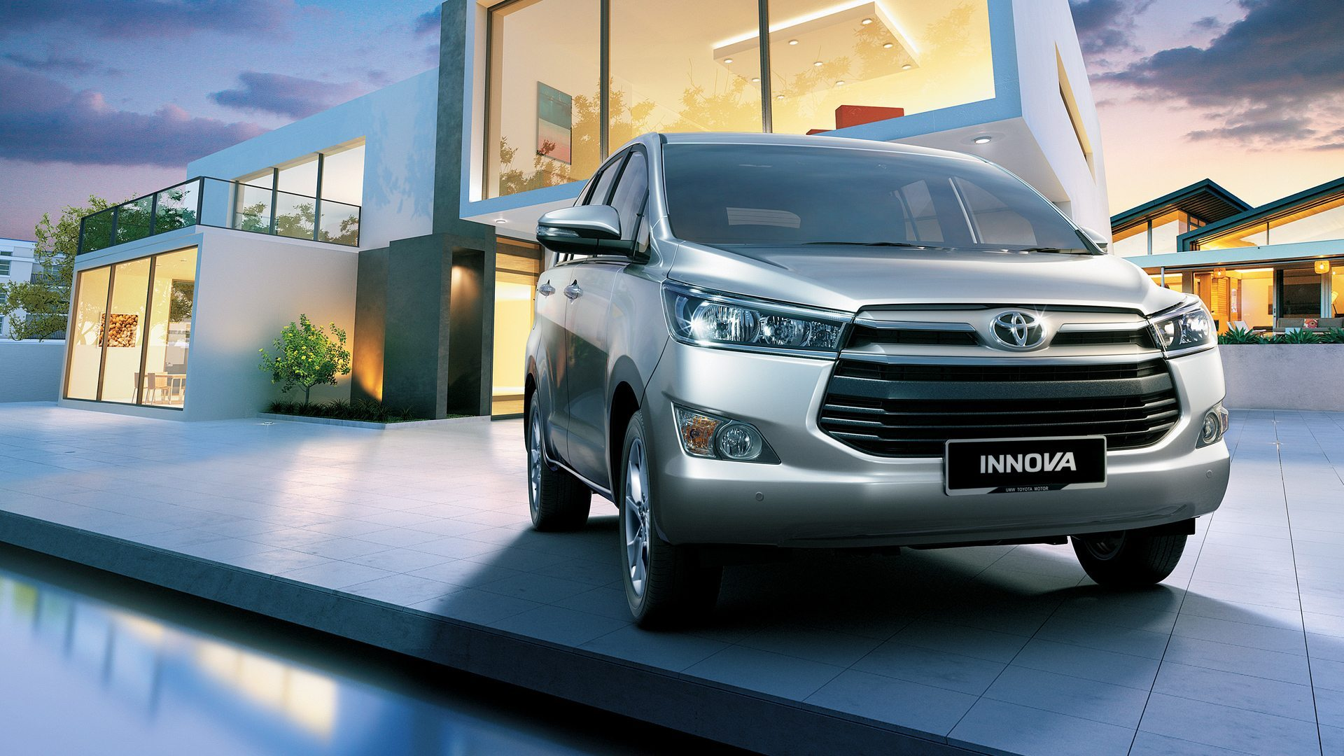 Toyota Innova ,Reviewed by eZhire