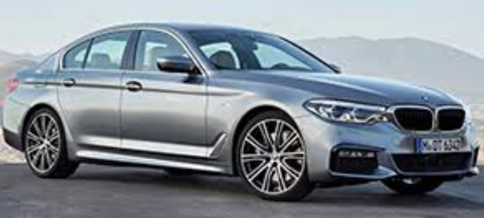 BMW 5 series reviewed by eZhire