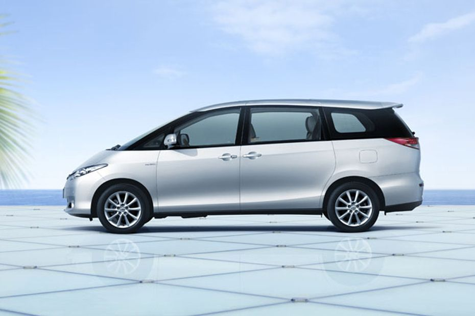 Toyota Previa ,Reviewed by eZhire