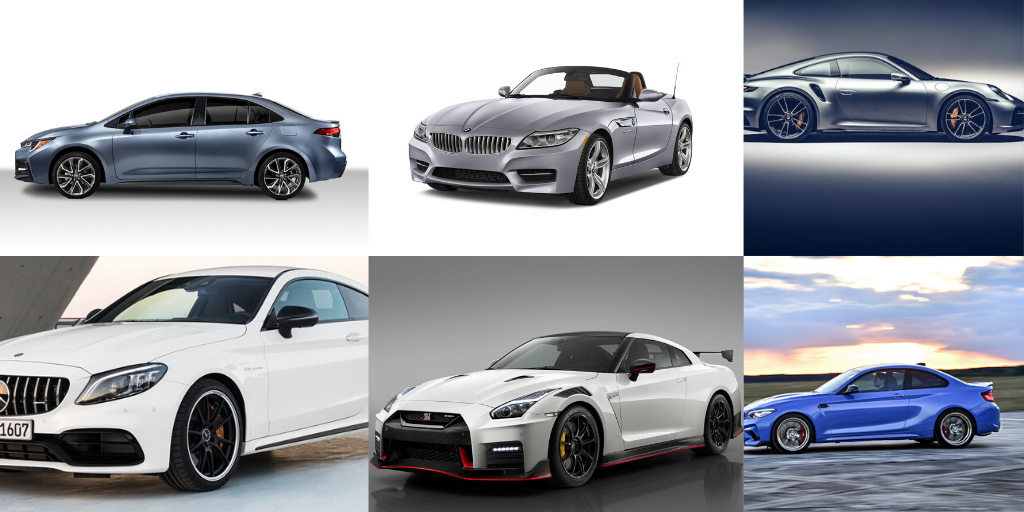 The Top Best Cars to Drive
