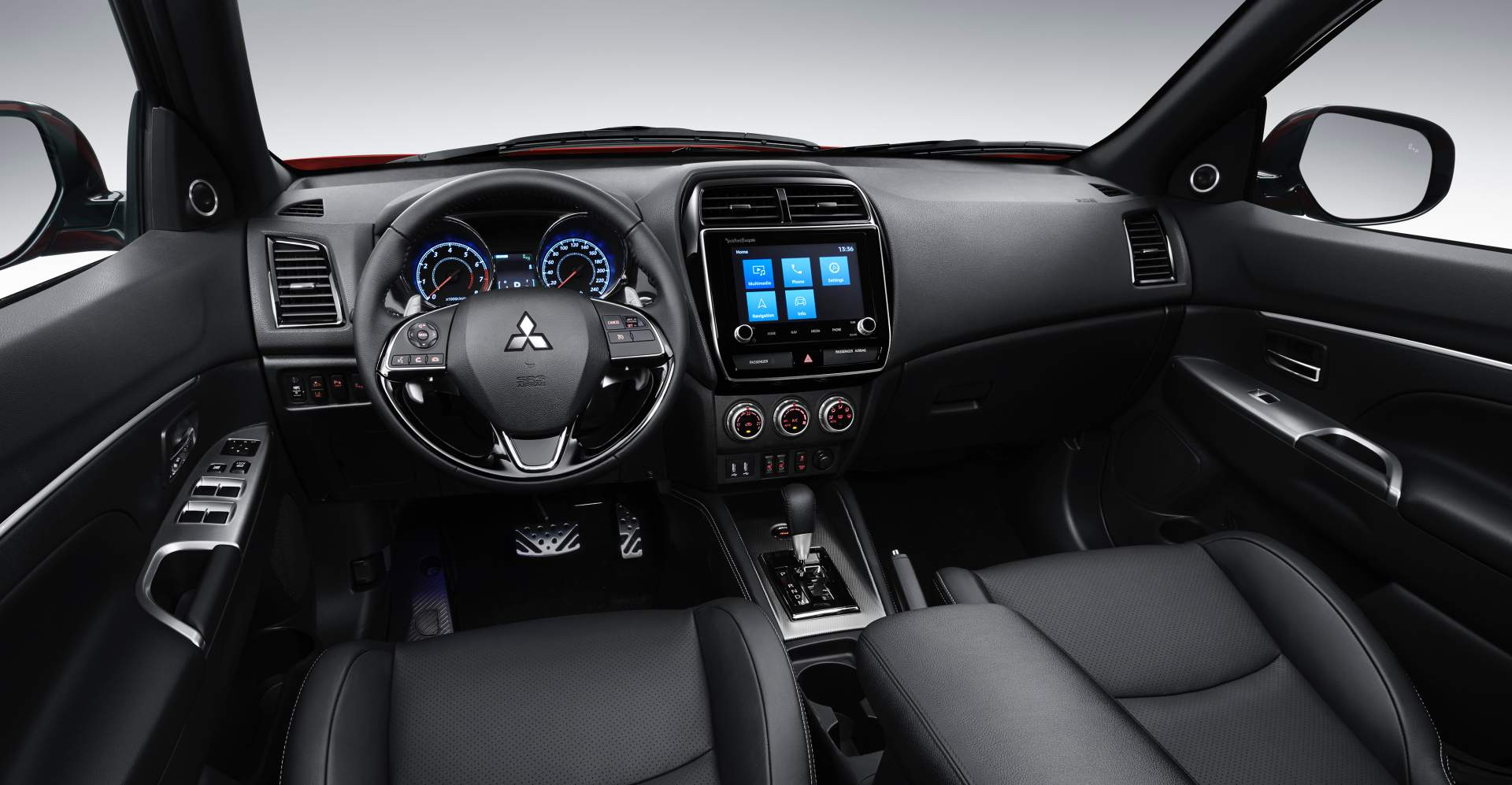 Mitsubishi ASX ,detailed review by eZhire