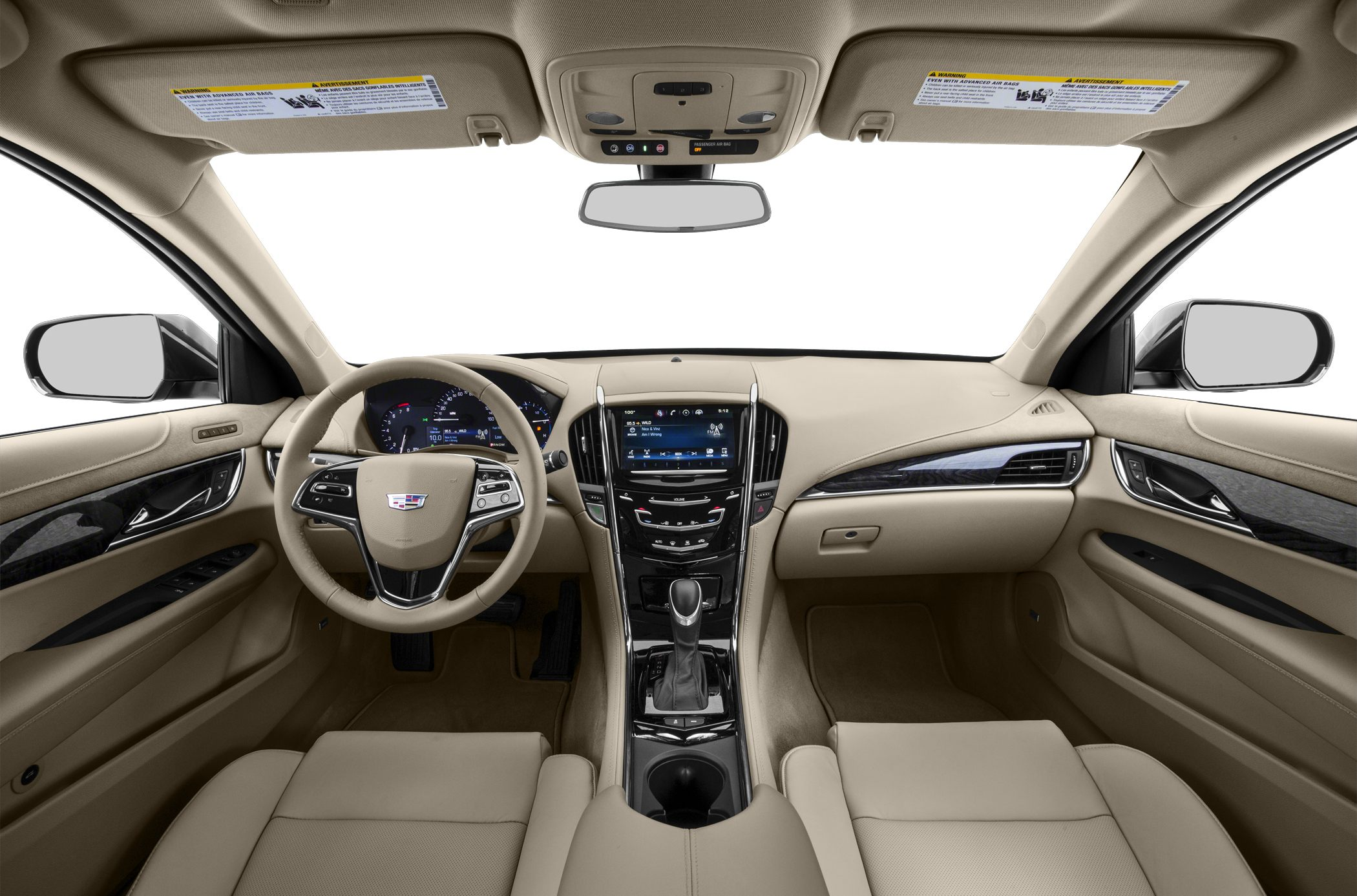 Cadillac ATS: American Luxury and Power,eZhire car rental blog