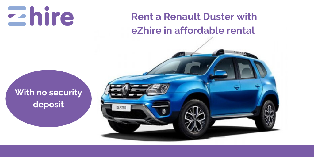 Renault Duster reviewed by eZhire.ae