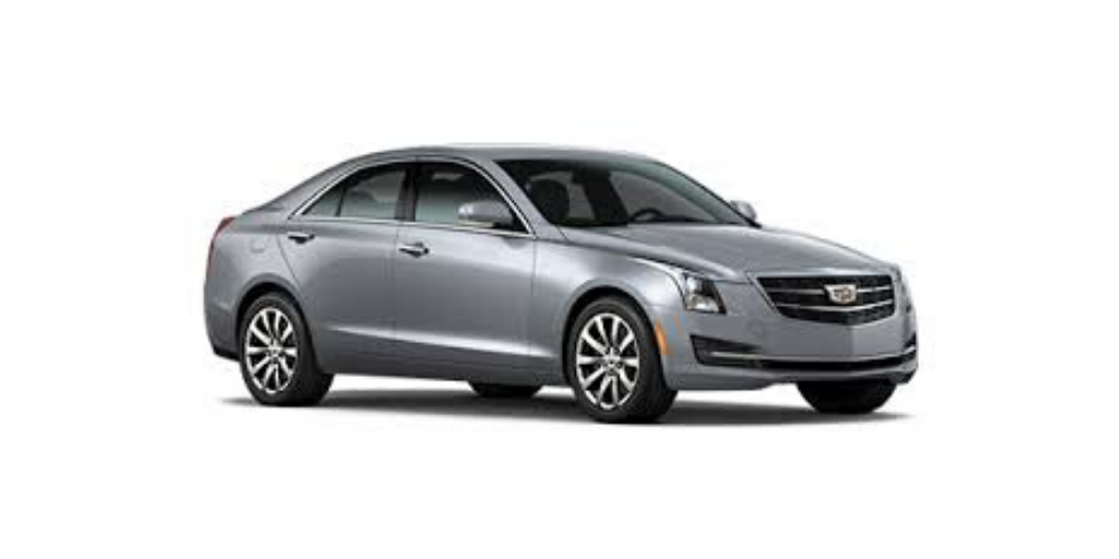 Cadillac ATS: American Luxury and Power,eZhire car rental blog UAE