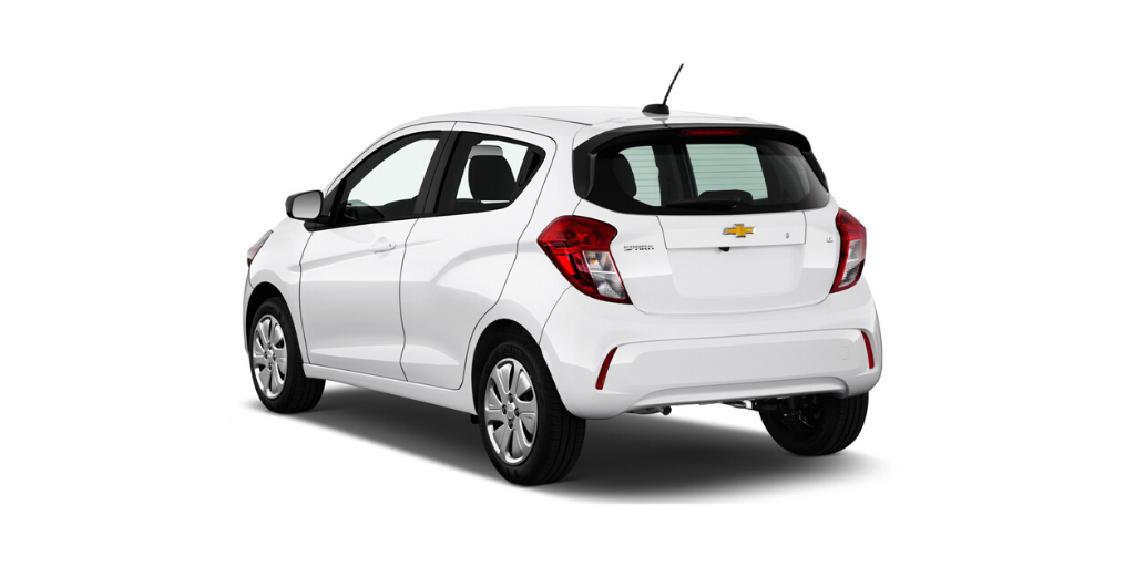 Chevrolet Spark: Performance in a Small Package,eZhire car rental dubai blog