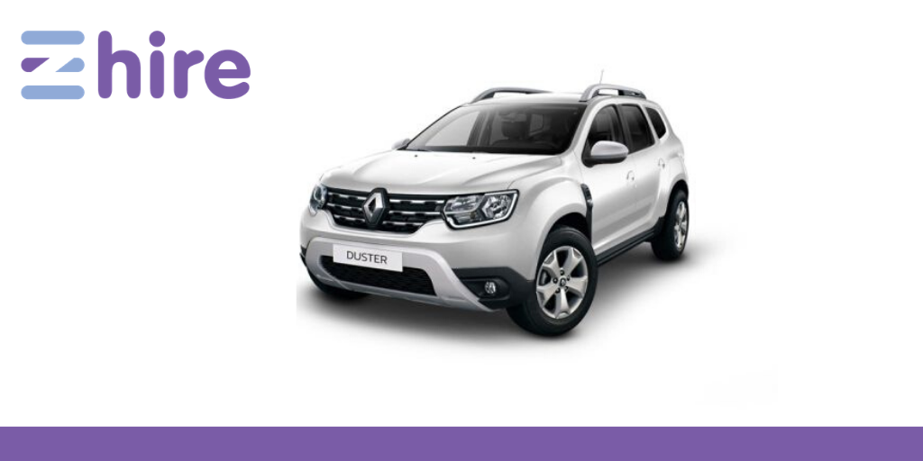 Renault Duster , detailed review by eZhire rent a car UAE