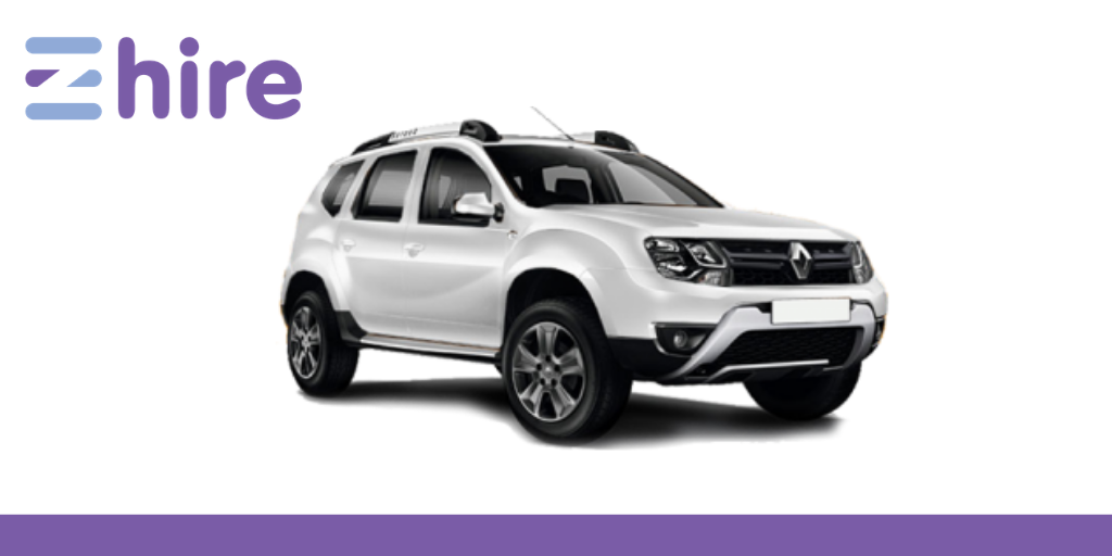 Renault Duster ,a detailed review by eZhire car rental