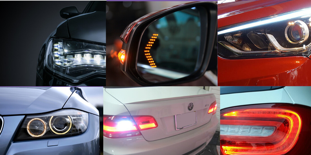 Car Safety: How to Use Your Car Headlights and Other Car Lights,eZhire rent a car blog