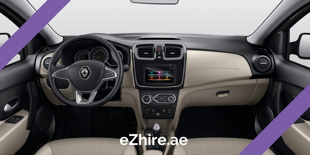 Renault Symbol:Sleek Styling in an Affordable Price Tag,rent a car in Deira