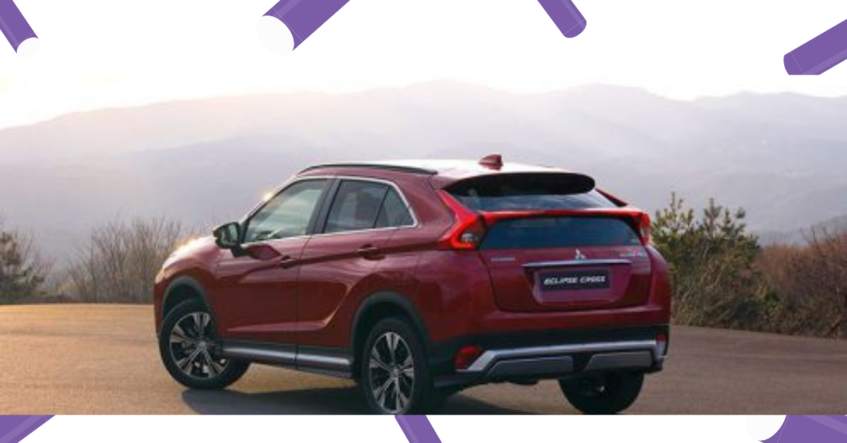 Mitsubishi Eclipse Cross: Compact Performance SUV,rent a car in dubai ,rent a car with no security deposit.eZhire.ae