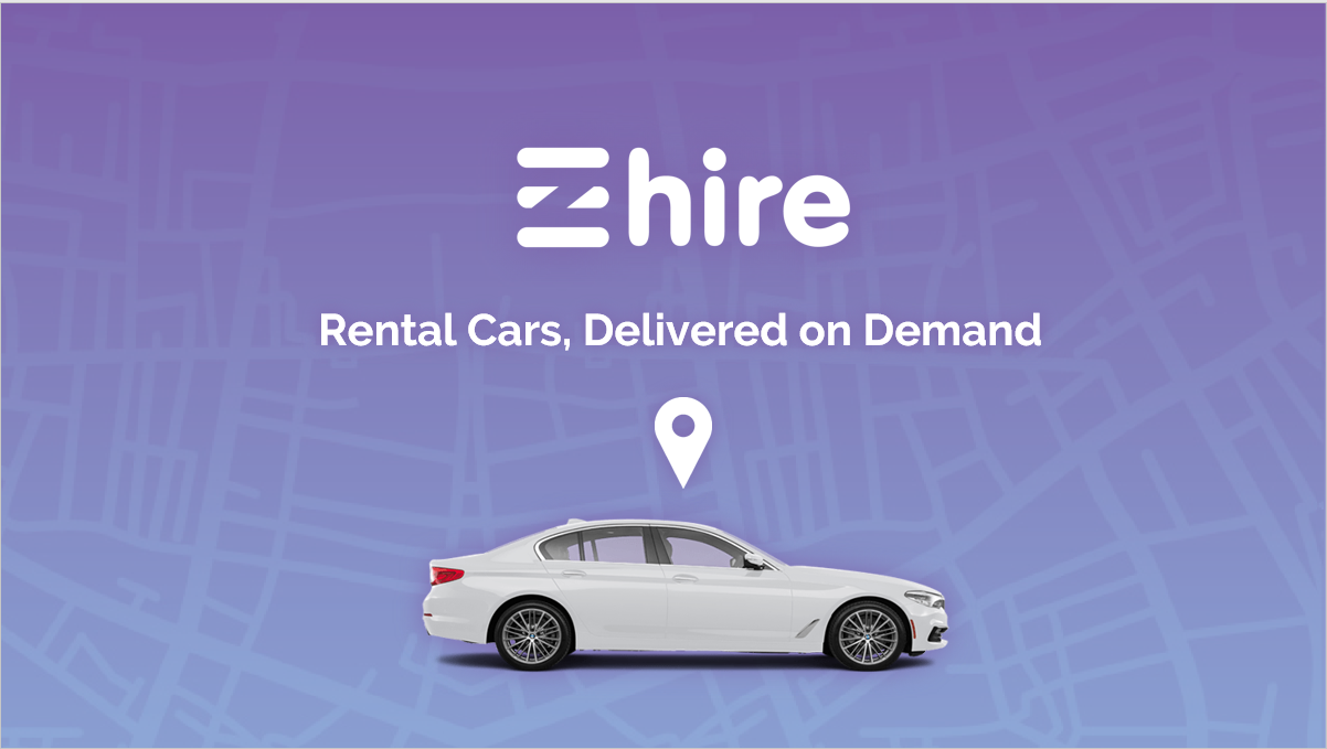 Ezhire, an app which has changed the traditional way of renting a car in UAE