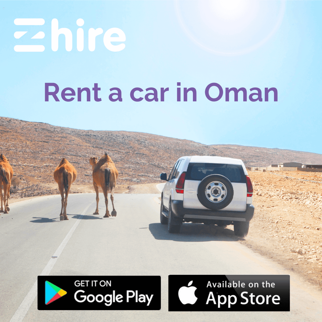 8 Tips to drive in Oman,rent a car in Oman with no deposit,eZhire.ae